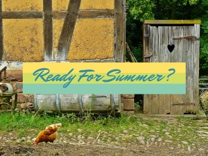 Livestock ready for summer?